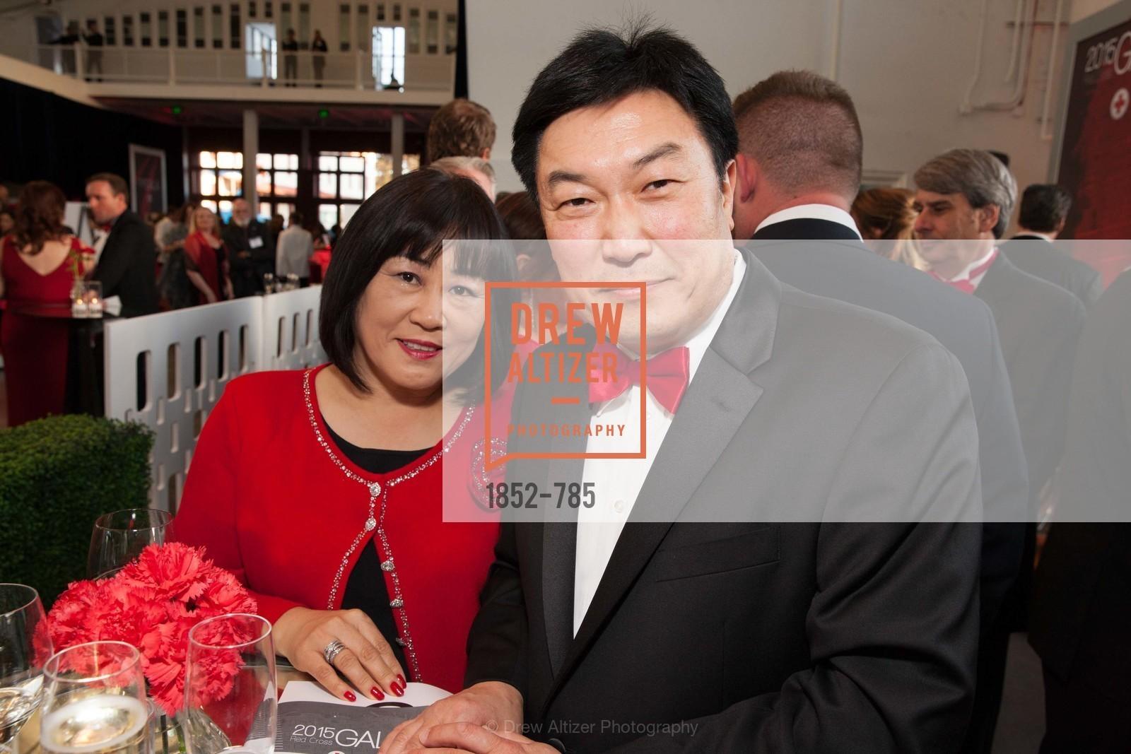 Jae Shin, Gun Shin, 2015 RED CROSS Gala, US, April 11th, 2015,Drew Altizer, Drew Altizer Photography, full-service agency, private events, San Francisco photographer, photographer california