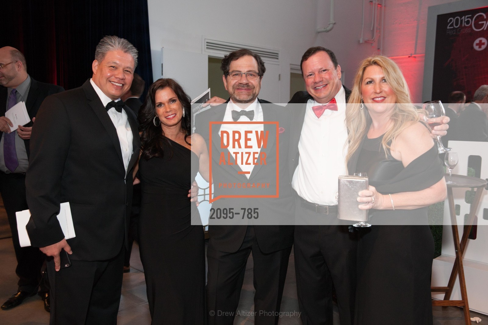 Peter Kenny, Jennifer Kenny, Nick Stavropoulos, John Higgins, Marla Higgins, 2015 RED CROSS Gala, US, April 11th, 2015,Drew Altizer, Drew Altizer Photography, full-service agency, private events, San Francisco photographer, photographer california