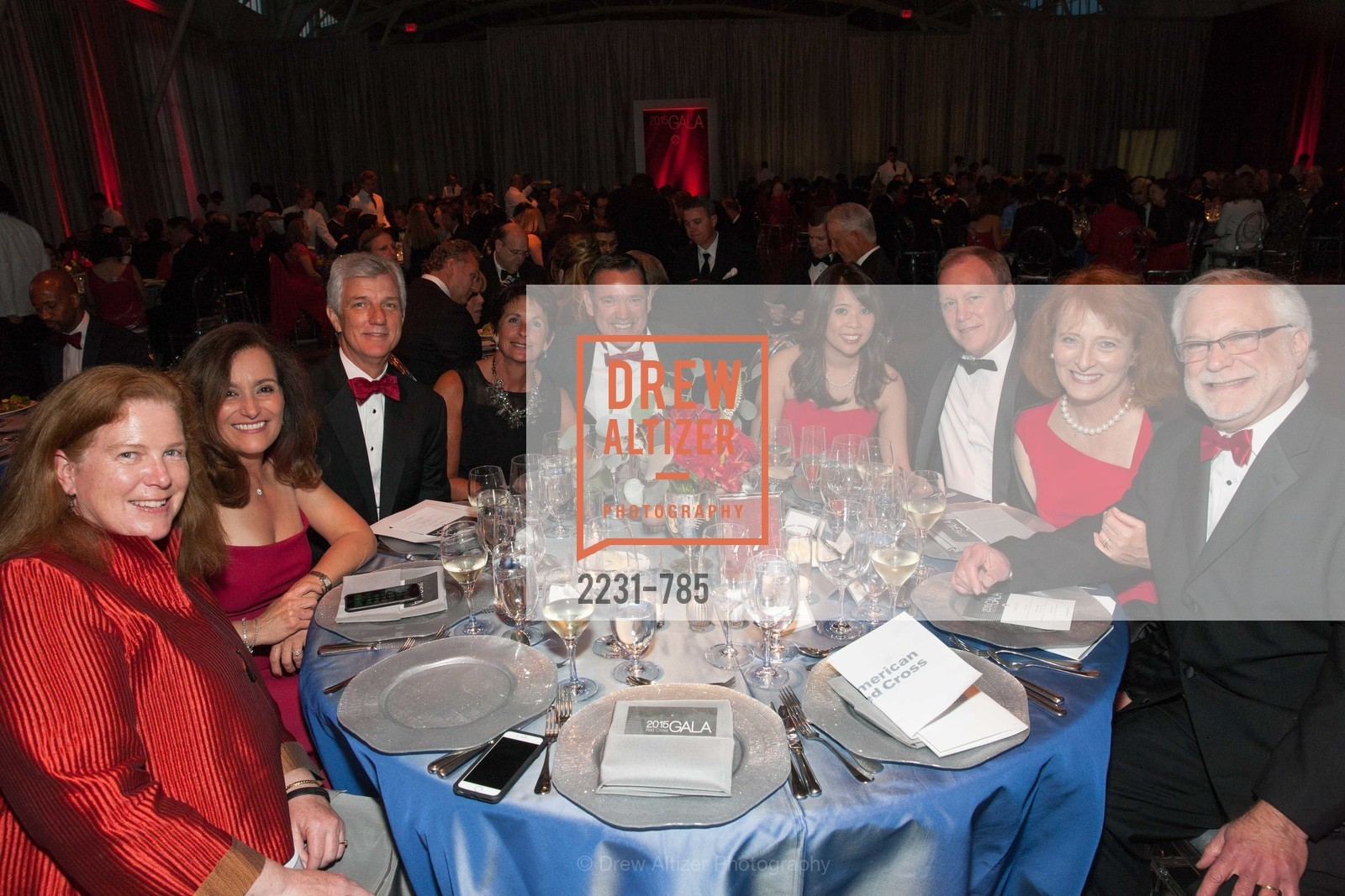 Joanne Hayes-White, Geisha Williams, Jay Williams, Lee Anderson, Barry Anderson, Phoebe Leong, Bill Lund, Ann Wilson, Richard Cohn, 2015 RED CROSS Gala, US, April 12th, 2015,Drew Altizer, Drew Altizer Photography, full-service agency, private events, San Francisco photographer, photographer california