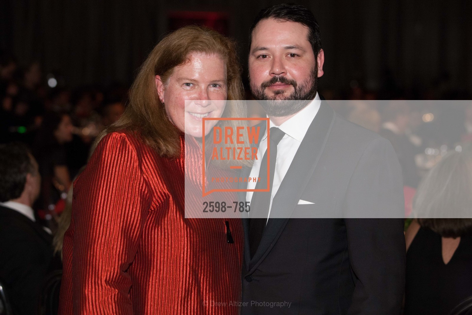 Joanne Hayes-White, Brandon Hernandez, 2015 RED CROSS Gala, US, April 12th, 2015,Drew Altizer, Drew Altizer Photography, full-service agency, private events, San Francisco photographer, photographer california