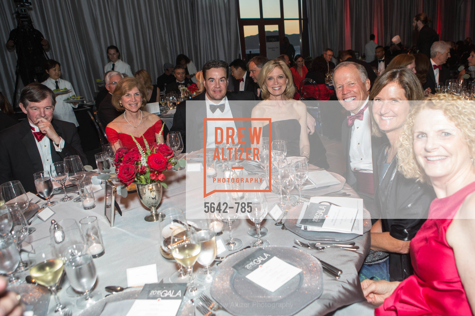 Anthony Earley, Gail McGovern, Jim Messemer, Debbie Messemer, Sarah Earley, 2015 RED CROSS Gala, US, April 11th, 2015,Drew Altizer, Drew Altizer Photography, full-service agency, private events, San Francisco photographer, photographer california