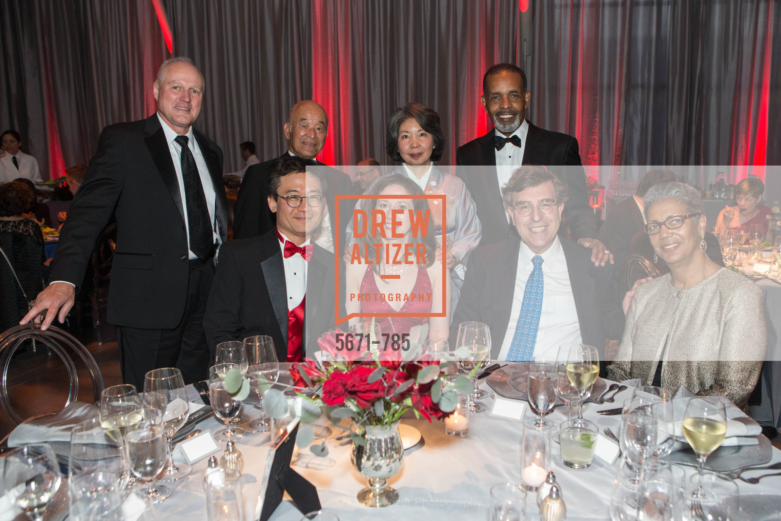 Alex Kim, Hiro Ogawa, Moira Dowell, Kazue Watanabe, Sharon Madison, Neal Litvack, 2015 RED CROSS Gala, US, April 11th, 2015,Drew Altizer, Drew Altizer Photography, full-service agency, private events, San Francisco photographer, photographer california