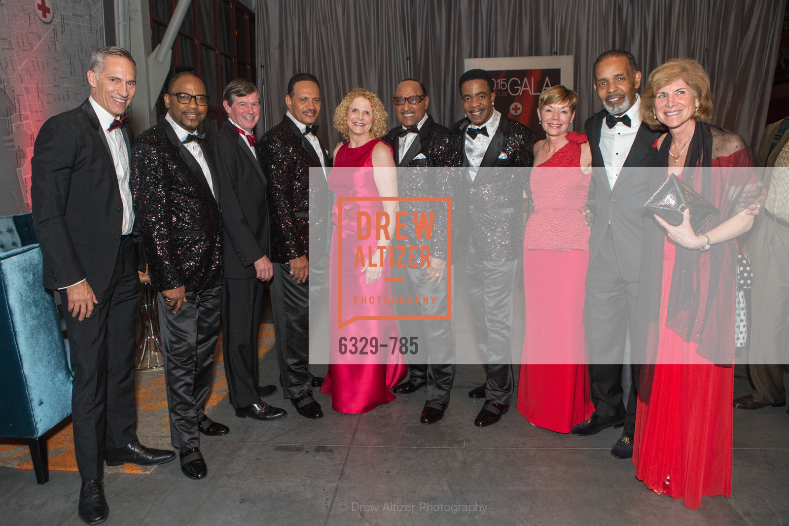 Mark Cloutier, Lawrence Payton, Anthony Earley, Ronnie McNair, Sarah Early, Duke Fakir, Spike Bonhart, Paula Downey, Joe Madison, Gail McGovern, 2015 RED CROSS Gala, US, April 11th, 2015,Drew Altizer, Drew Altizer Photography, full-service agency, private events, San Francisco photographer, photographer california