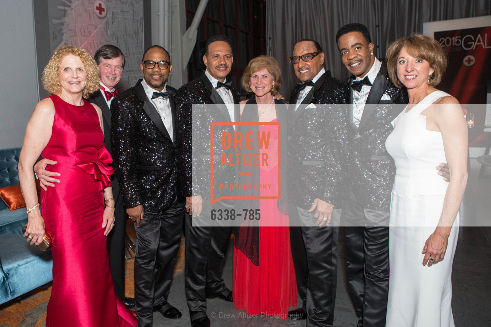 Sarah Earley, Anthony Earley, Lawrence Payton, Ronnie McNair, Gail McGovern, Duke Fakir, Spike Bonhart, Teresa Briggs, 2015 RED CROSS Gala, US, April 12th, 2015,Drew Altizer, Drew Altizer Photography, full-service agency, private events, San Francisco photographer, photographer california