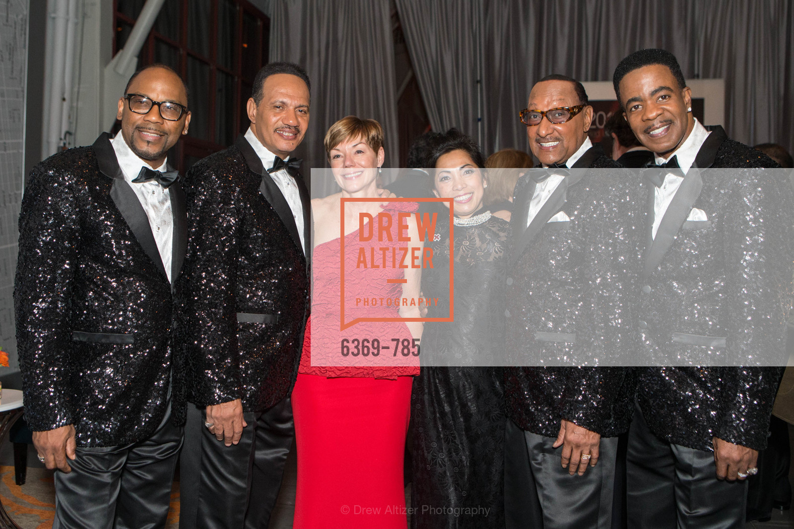 Lawrence Payton, Ronnie McNair, Paula Downey, Quinn Tran, Duke Fakir, Spike Bonhart, 2015 RED CROSS Gala, US, April 11th, 2015,Drew Altizer, Drew Altizer Photography, full-service agency, private events, San Francisco photographer, photographer california