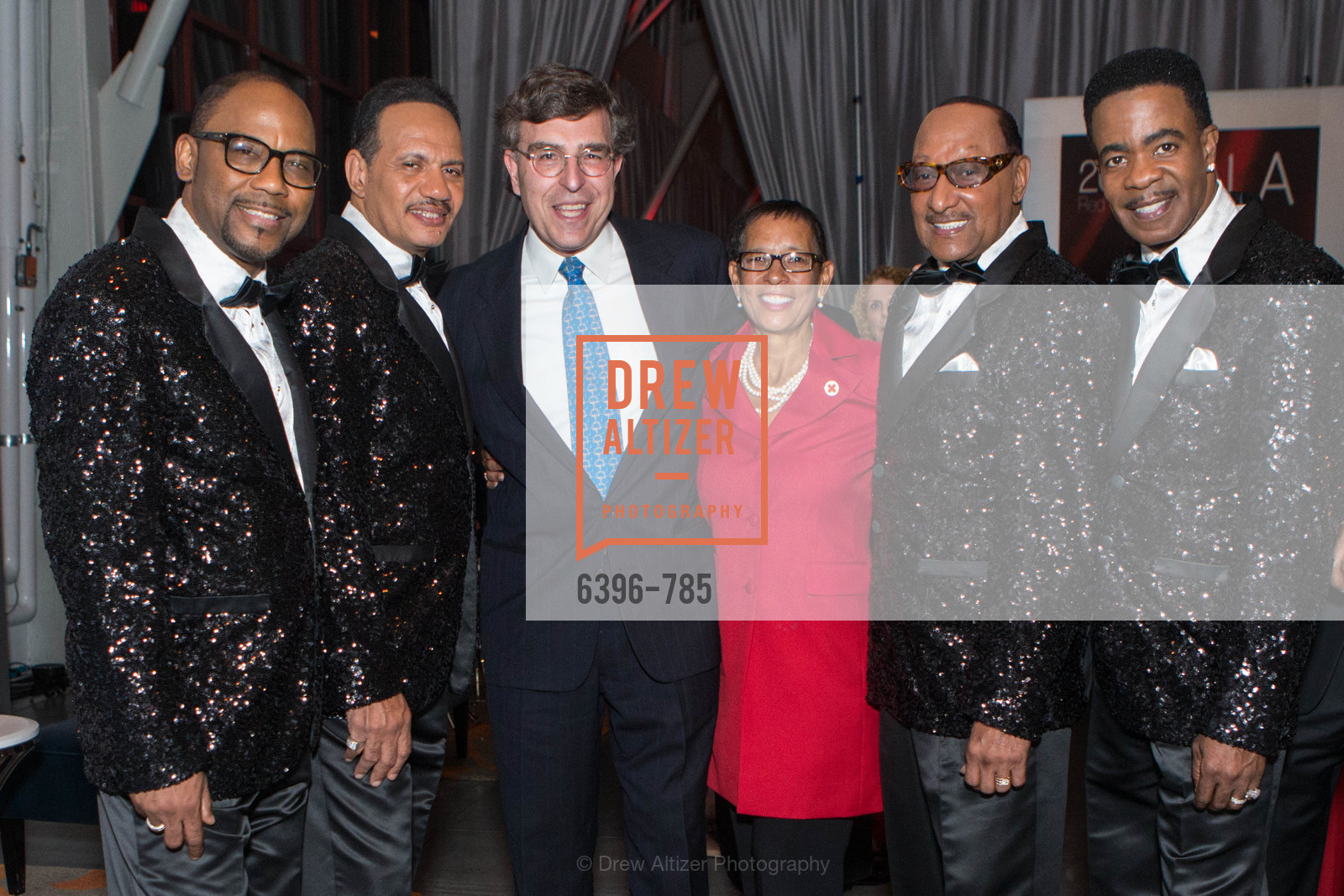 Lawrence Payton, Ronnie McNair, Neal Litvack, Donna Duay, Duke Fakir, Spike Bonhart, 2015 RED CROSS Gala, US, April 12th, 2015,Drew Altizer, Drew Altizer Photography, full-service agency, private events, San Francisco photographer, photographer california