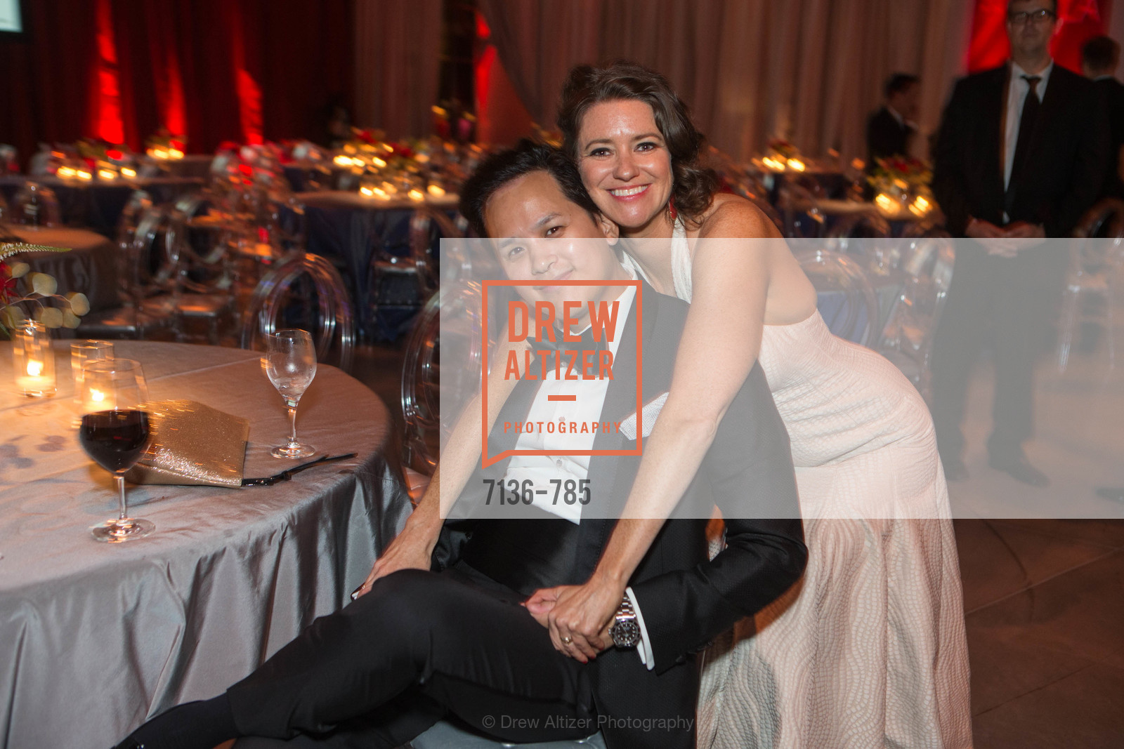 Casey Fong, Kirsten Strobel, 2015 RED CROSS Gala, US, April 12th, 2015,Drew Altizer, Drew Altizer Photography, full-service agency, private events, San Francisco photographer, photographer california