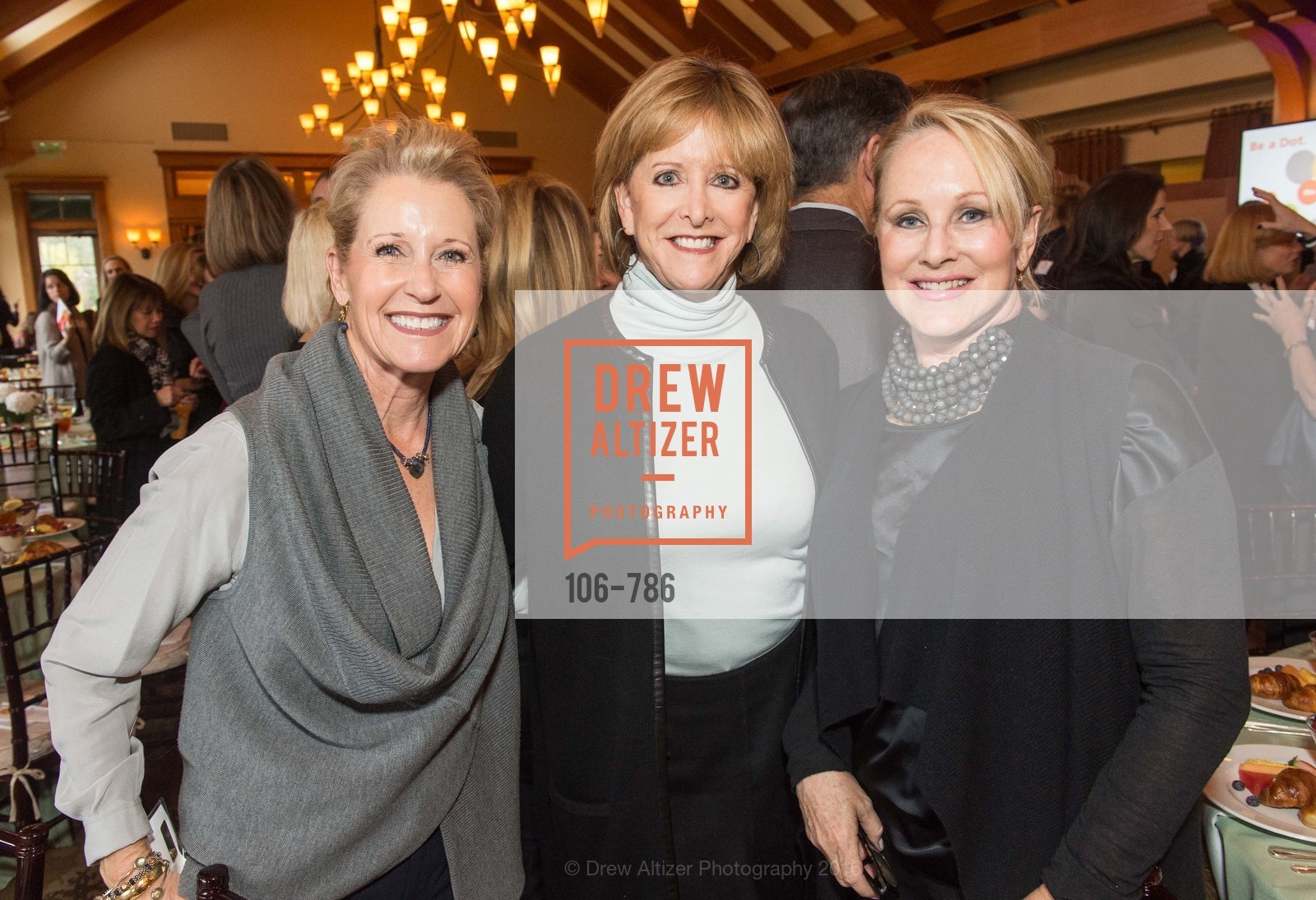 Kim Bland, Betsy Matteson, Debbie Rosenberg, The Children's Health Council Breakfast, Sharon Height Golf and Country Club. 900 Sand Hill Rd, February 2nd, 2016,Drew Altizer, Drew Altizer Photography, full-service agency, private events, San Francisco photographer, photographer california