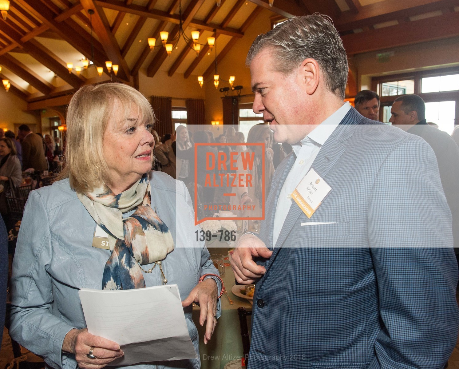 Rosalie Whitlock, Robert Keller, The Children's Health Council Breakfast, Sharon Height Golf and Country Club. 900 Sand Hill Rd, February 2nd, 2016,Drew Altizer, Drew Altizer Photography, full-service agency, private events, San Francisco photographer, photographer california
