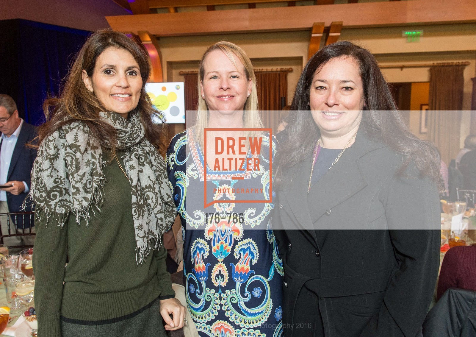 Chris Schumacher, Nicki Stephenson, Lynn Cullen, The Children's Health Council Breakfast, Sharon Height Golf and Country Club. 900 Sand Hill Rd, February 2nd, 2016,Drew Altizer, Drew Altizer Photography, full-service agency, private events, San Francisco photographer, photographer california
