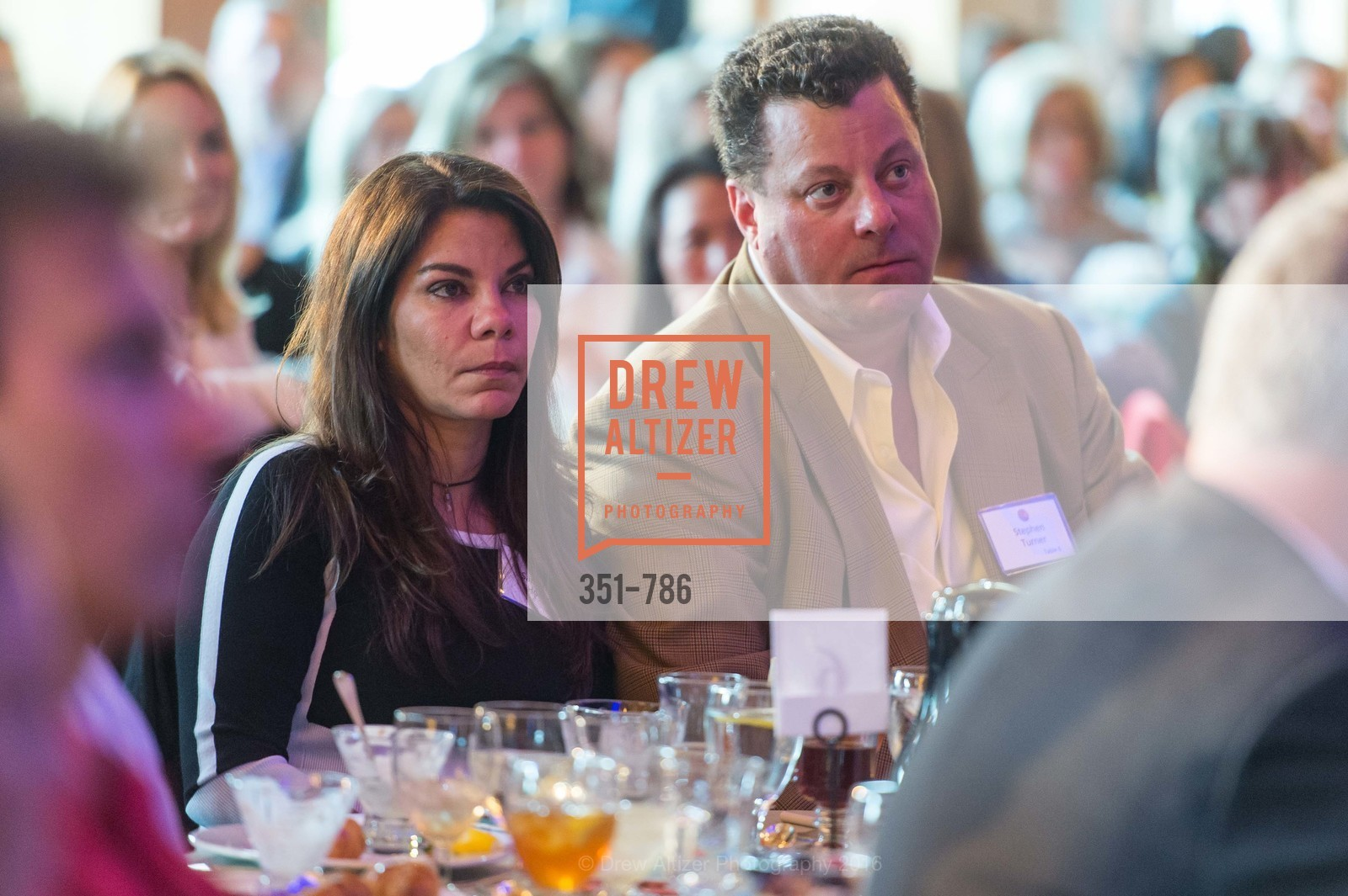 Samantha Hoover, Stephen Turner, The Children's Health Council Breakfast, Sharon Height Golf and Country Club. 900 Sand Hill Rd, February 2nd, 2016,Drew Altizer, Drew Altizer Photography, full-service agency, private events, San Francisco photographer, photographer california