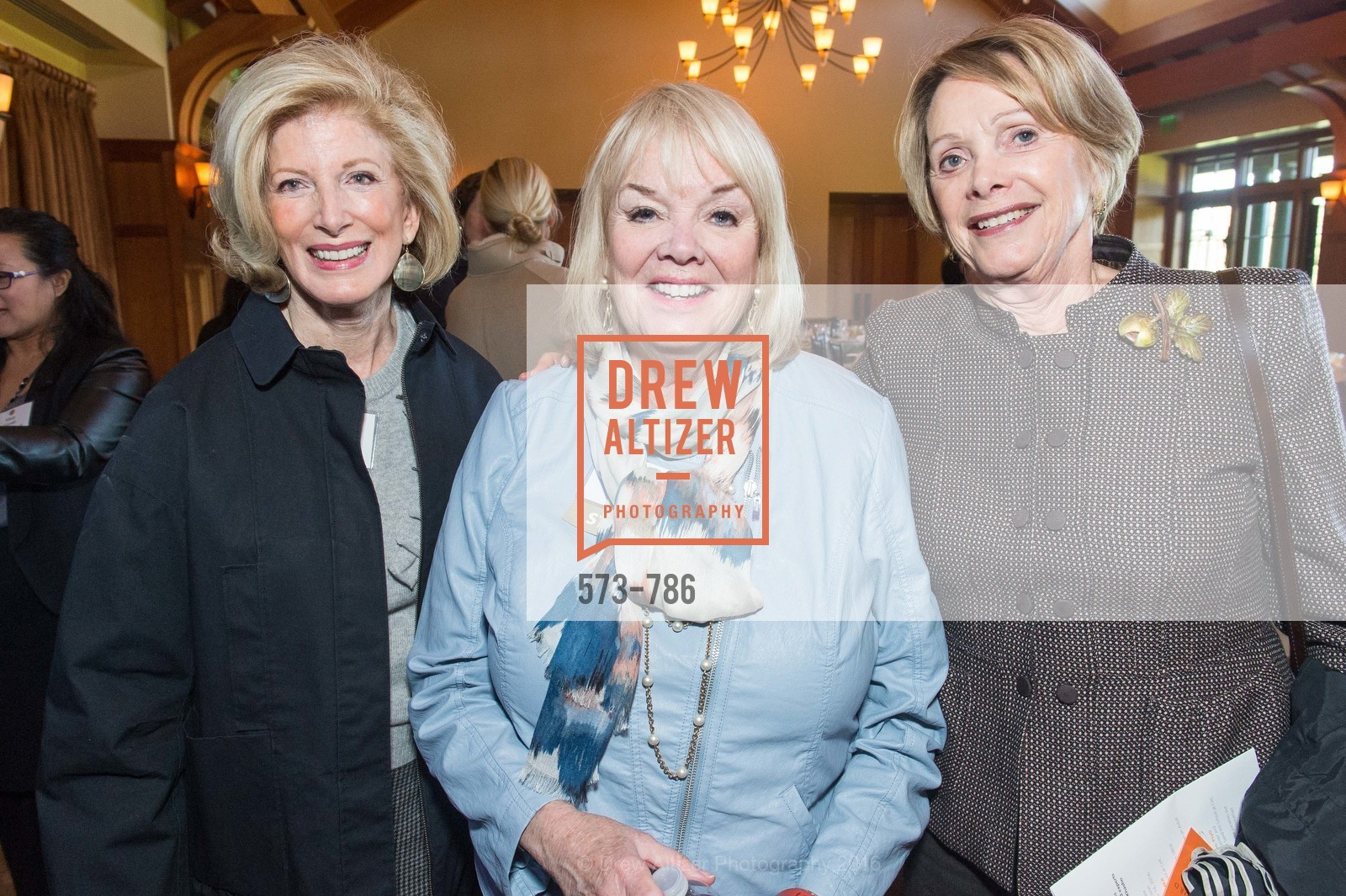 Ann Down, Rosalie Whitlock, Barbara Silverman, The Children's Health Council Breakfast, Sharon Height Golf and Country Club. 900 Sand Hill Rd, February 2nd, 2016,Drew Altizer, Drew Altizer Photography, full-service agency, private events, San Francisco photographer, photographer california