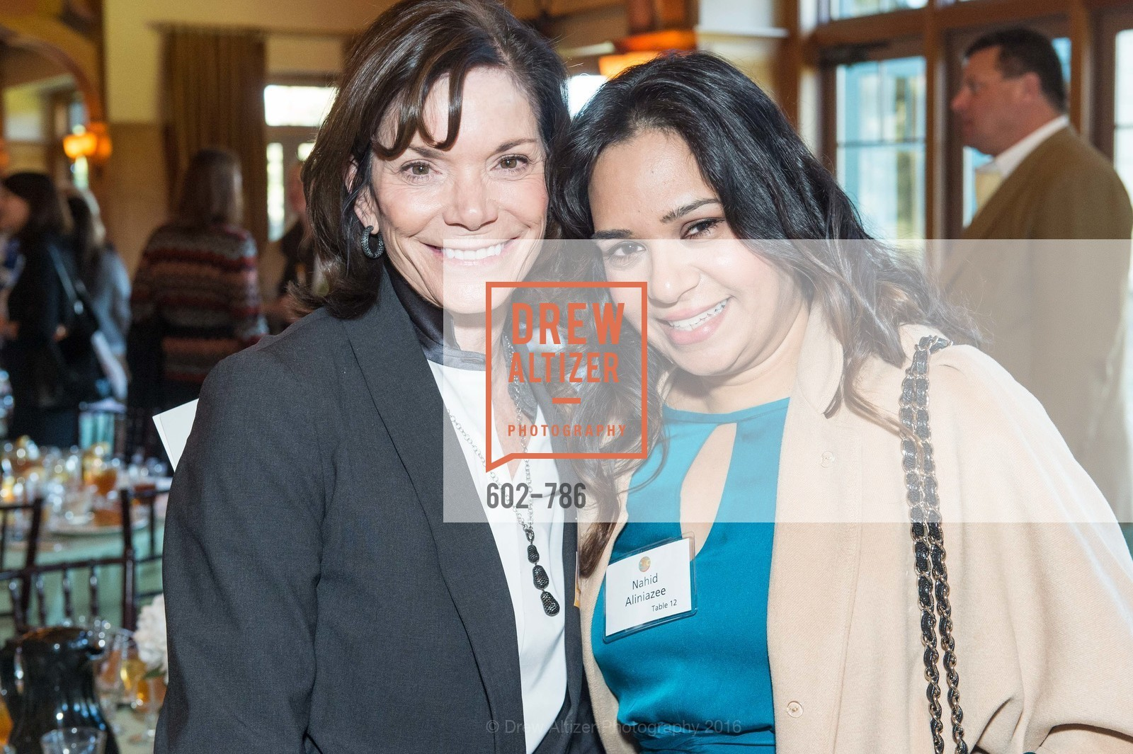 Lisa Mooring, Nahid Aliniazee, The Children's Health Council Breakfast, Sharon Height Golf and Country Club. 900 Sand Hill Rd, February 2nd, 2016,Drew Altizer, Drew Altizer Photography, full-service agency, private events, San Francisco photographer, photographer california