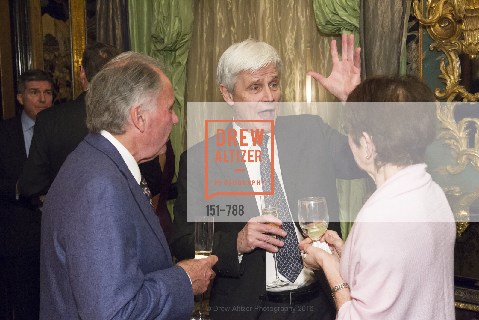 Peter Hill, Reception for the Philharmonia Baroque Orchestra, Private Residence. 2525 Van Ness St, February 2nd, 2016,Drew Altizer, Drew Altizer Photography, full-service agency, private events, San Francisco photographer, photographer california