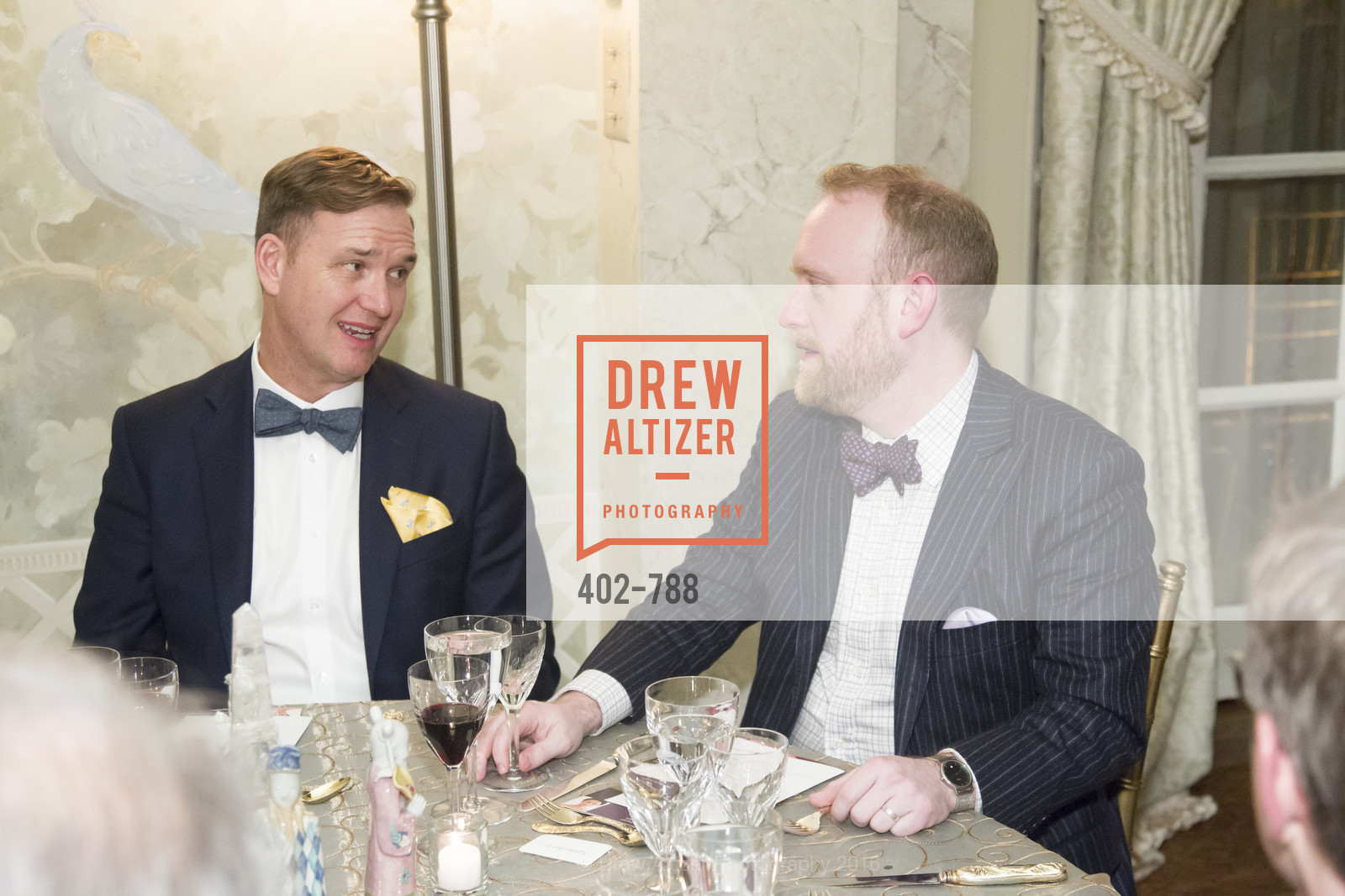 Steve John, Adam Arthur Bier, Reception for the Philharmonia Baroque Orchestra, Private Residence. 2525 Van Ness St, February 2nd, 2016,Drew Altizer, Drew Altizer Photography, full-service agency, private events, San Francisco photographer, photographer california