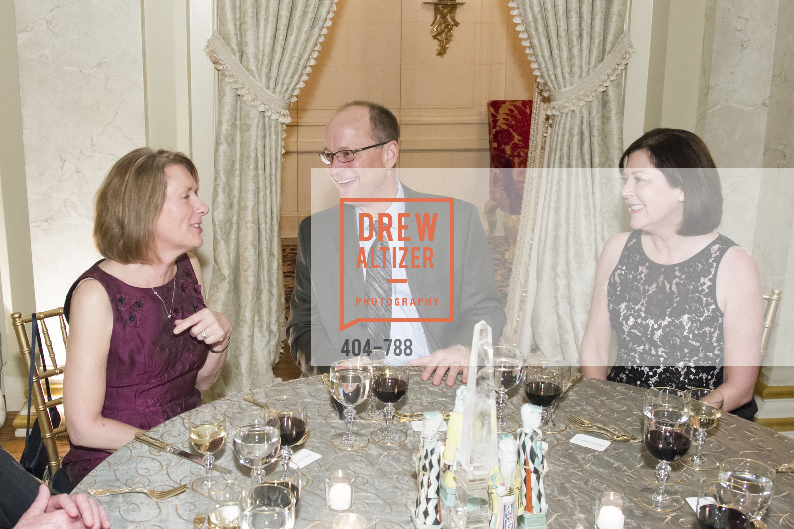 Dick Jasper, Jonie Jasper, Reception for the Philharmonia Baroque Orchestra, Private Residence. 2525 Van Ness St, February 2nd, 2016,Drew Altizer, Drew Altizer Photography, full-service agency, private events, San Francisco photographer, photographer california