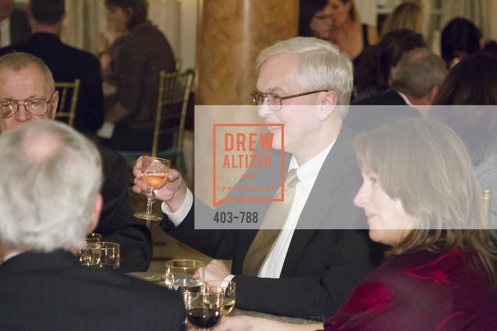 Ross Armstrong - PBO Board President, Reception for the Philharmonia Baroque Orchestra, Private Residence. 2525 Van Ness St, February 2nd, 2016,Drew Altizer, Drew Altizer Photography, full-service agency, private events, San Francisco photographer, photographer california