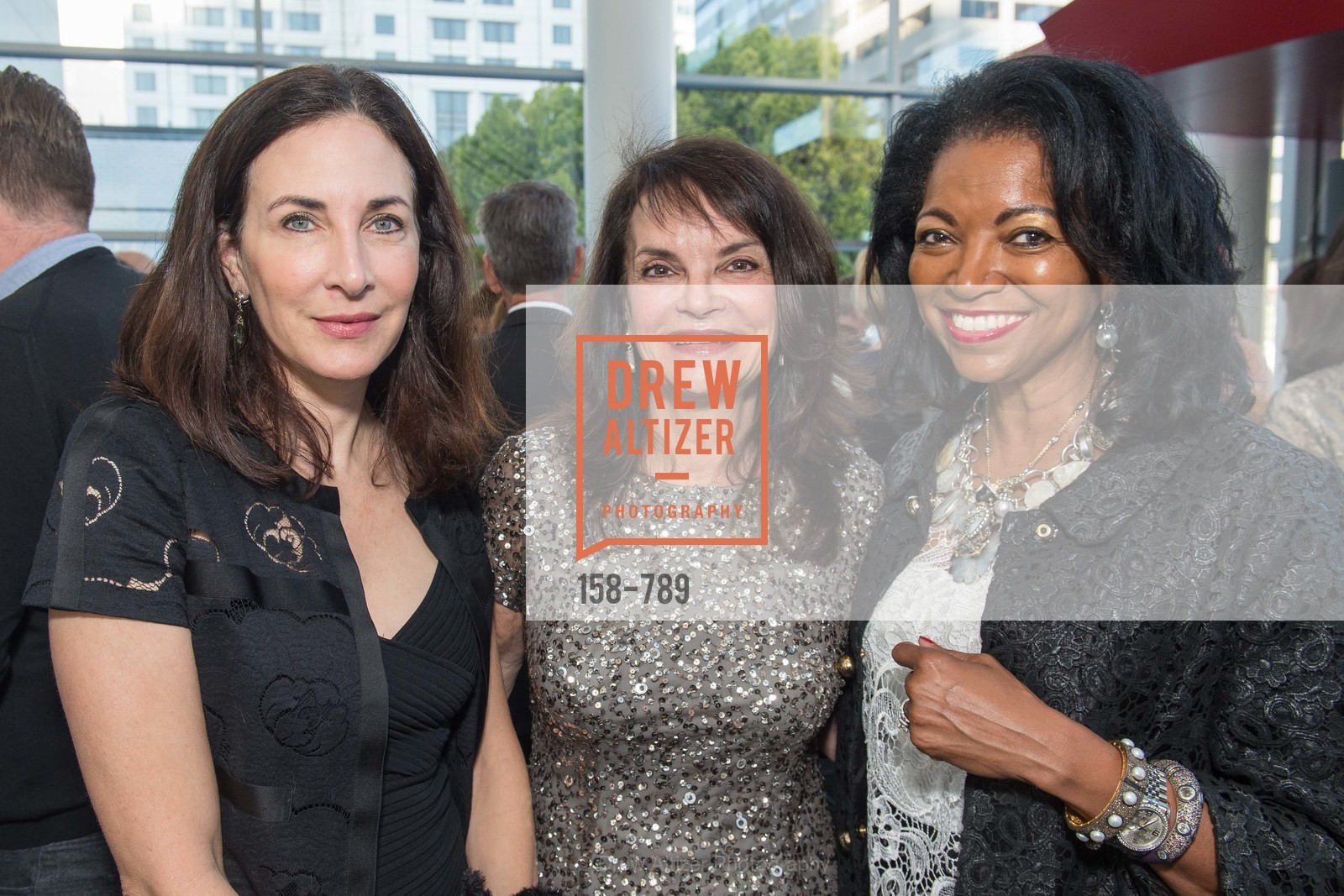 Stefanie Coyote, Janette Gitler, Denise Bradley-Tyson, ALONZO KING LINE'S Ballet Spring Gala 2015, US, April 12th, 2015,Drew Altizer, Drew Altizer Photography, full-service agency, private events, San Francisco photographer, photographer california