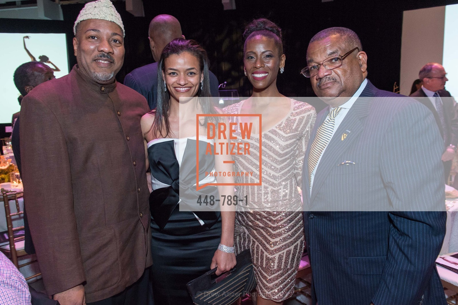 Alonzo King, Felice Newsone, Michelle Hudson, Carl Hackney, ALONZO KING LINE'S Ballet Spring Gala 2015, US, April 12th, 2015,Drew Altizer, Drew Altizer Photography, full-service agency, private events, San Francisco photographer, photographer california