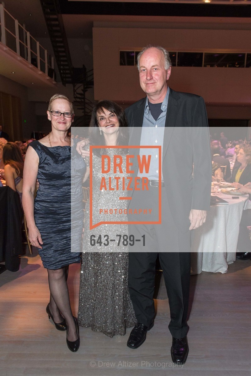 Annemieke van der Werff, Franklin Delfgaauw, Janette Gitler, ALONZO KING LINE'S Ballet Spring Gala 2015, US, April 12th, 2015,Drew Altizer, Drew Altizer Photography, full-service agency, private events, San Francisco photographer, photographer california