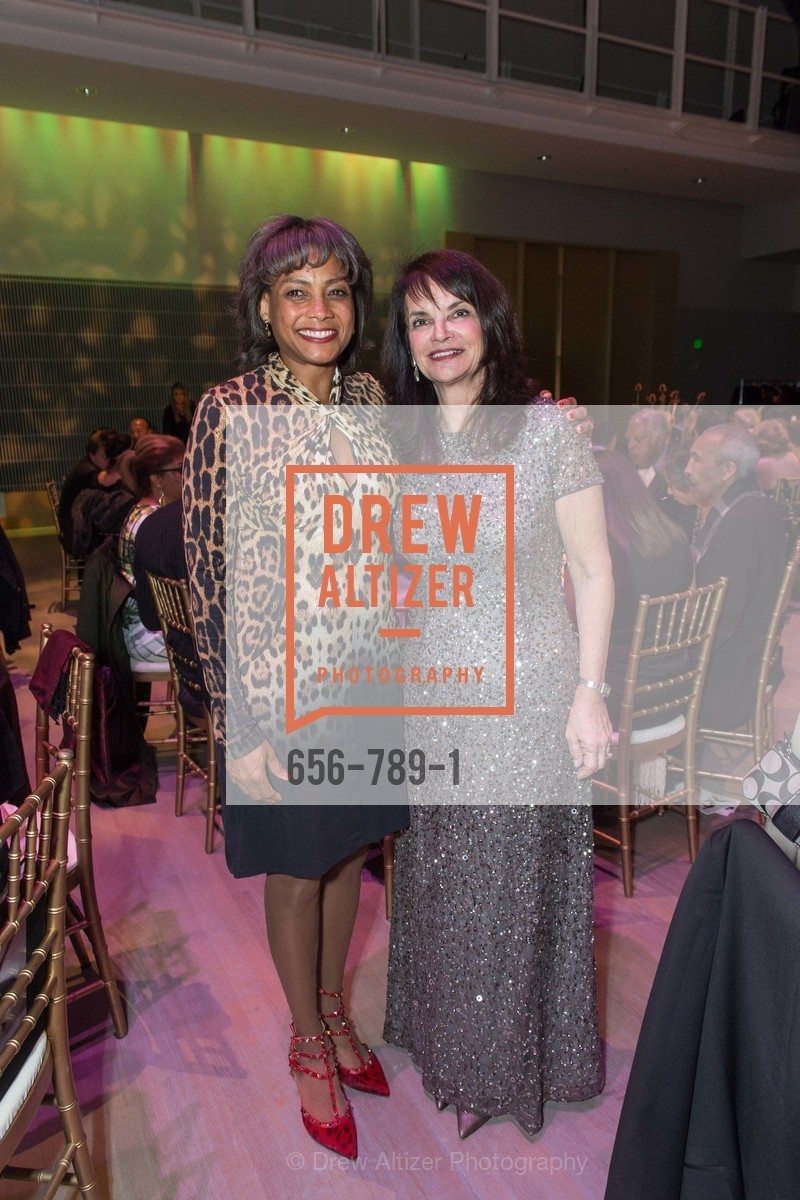 Karen Jenkins Johnson, Janette Gitler, ALONZO KING LINE'S Ballet Spring Gala 2015, US, April 11th, 2015,Drew Altizer, Drew Altizer Photography, full-service agency, private events, San Francisco photographer, photographer california