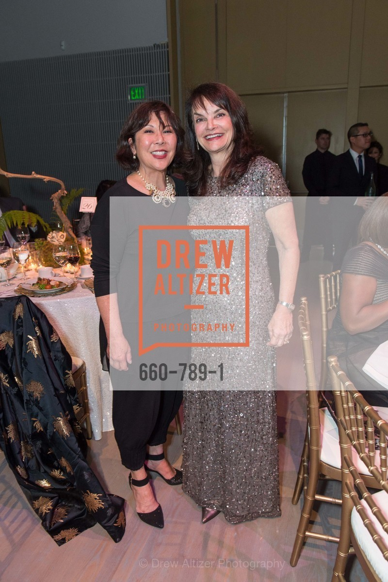 Betty Louie, Janette Gitler, ALONZO KING LINE'S Ballet Spring Gala 2015, US, April 11th, 2015,Drew Altizer, Drew Altizer Photography, full-service agency, private events, San Francisco photographer, photographer california
