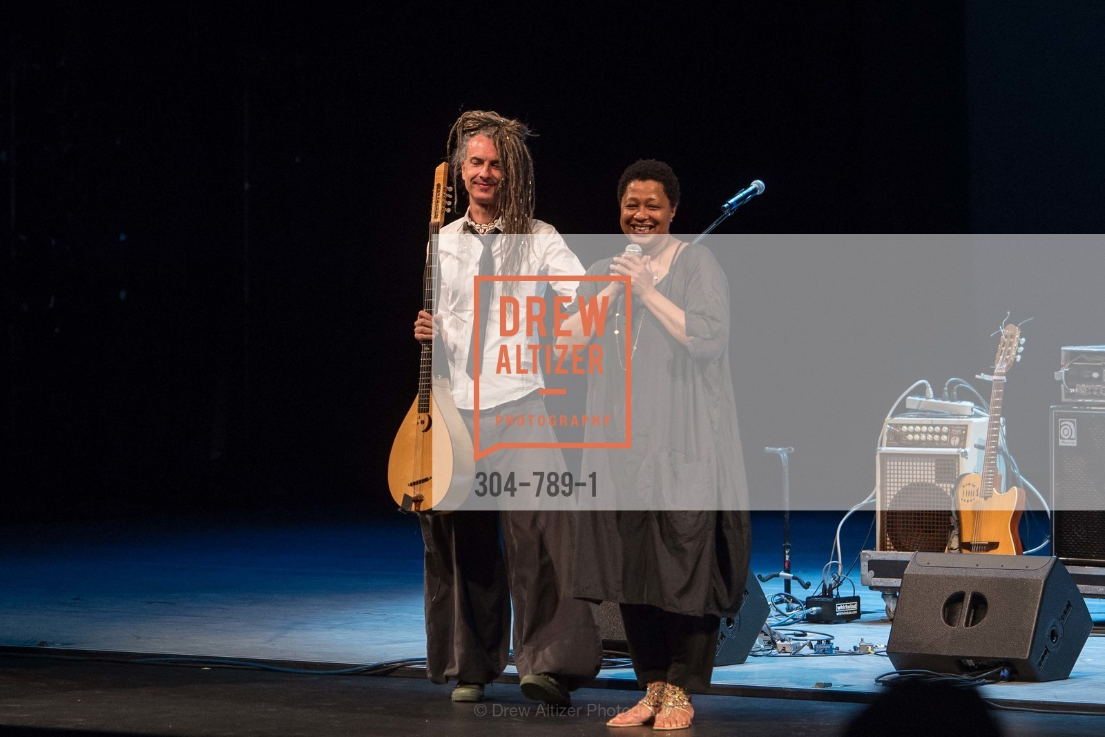 Performance By Lisa Fischer, ALONZO KING LINE'S Ballet Spring Gala 2015, US, April 11th, 2015,Drew Altizer, Drew Altizer Photography, full-service agency, private events, San Francisco photographer, photographer california