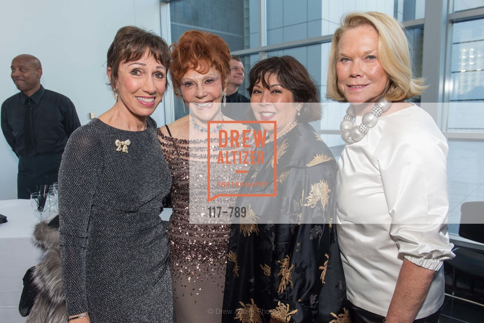 Donna Ames-Heldfond, Glorya Kaufman, Betty Louie, Renata Stephenson, ALONZO KING LINE'S Ballet Spring Gala 2015, US, April 12th, 2015,Drew Altizer, Drew Altizer Photography, full-service agency, private events, San Francisco photographer, photographer california