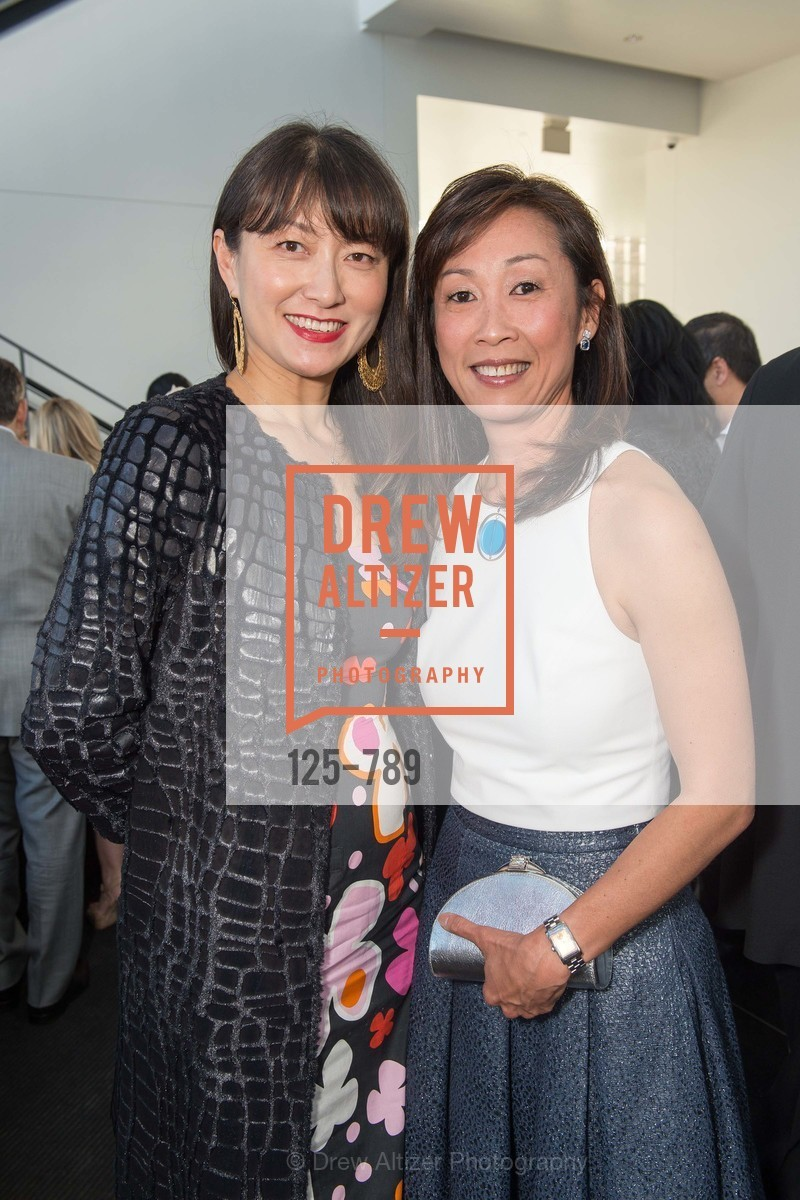 Angela Shiu, Lucia Choi-Dalton, ALONZO KING LINE'S Ballet Spring Gala 2015, US, April 11th, 2015,Drew Altizer, Drew Altizer Photography, full-service agency, private events, San Francisco photographer, photographer california