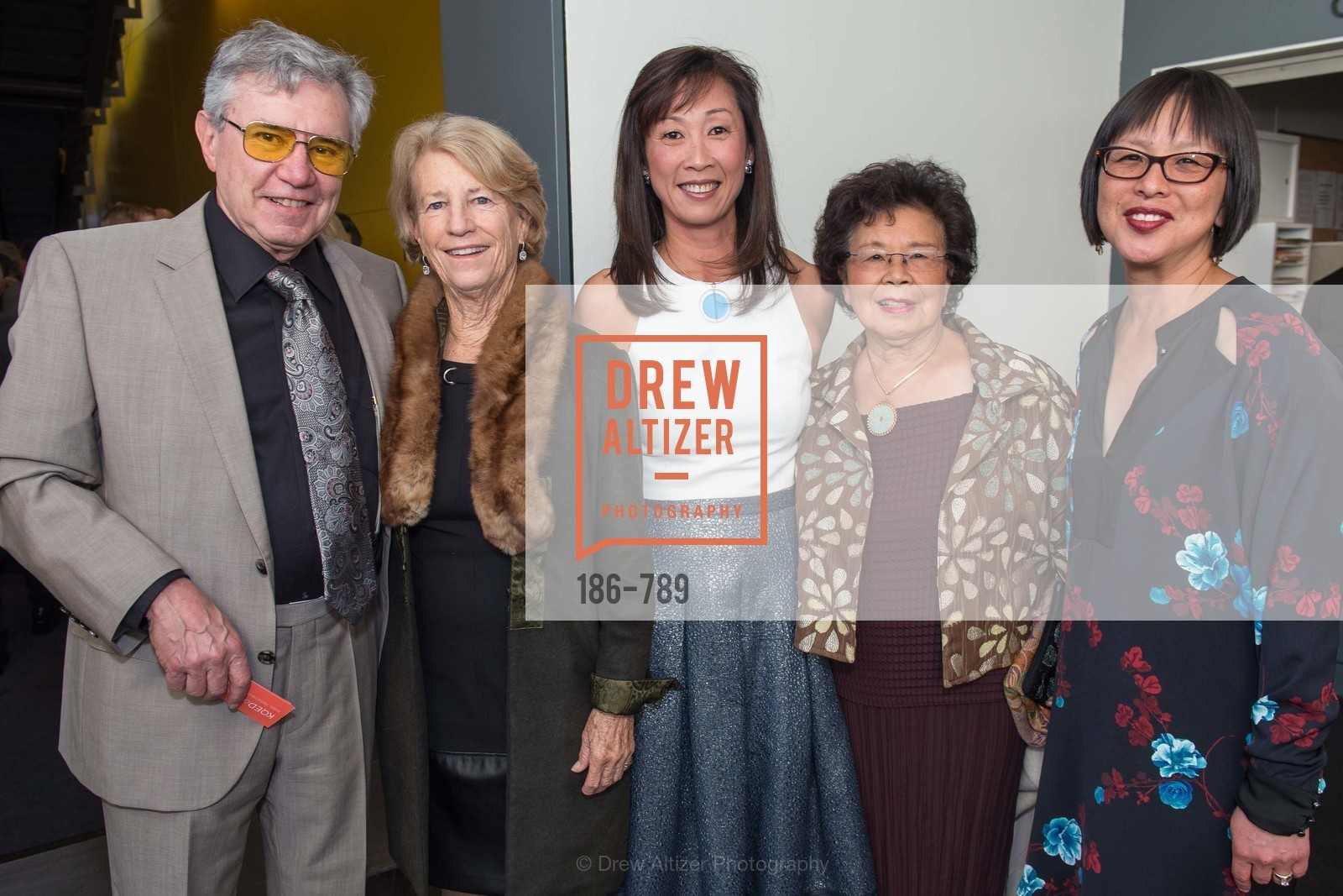 Bernie Krause, Kath Krause, Lucia Choi-Dalton, Carol Gee, Sabrina Gee-Shin, ALONZO KING LINE'S Ballet Spring Gala 2015, US, April 12th, 2015,Drew Altizer, Drew Altizer Photography, full-service agency, private events, San Francisco photographer, photographer california