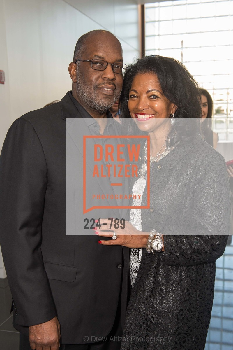 Bernard Tyson, Denise Bradley-Tyson, ALONZO KING LINE'S Ballet Spring Gala 2015, US, April 12th, 2015,Drew Altizer, Drew Altizer Photography, full-service event agency, private events, San Francisco photographer, photographer California