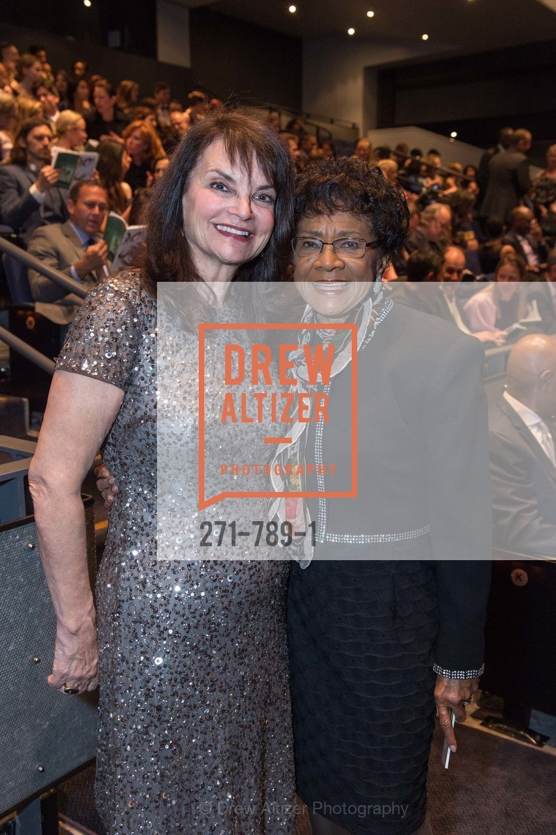 Janette Gitler, Belva Davis, ALONZO KING LINE'S Ballet Spring Gala 2015, US, April 11th, 2015,Drew Altizer, Drew Altizer Photography, full-service agency, private events, San Francisco photographer, photographer california