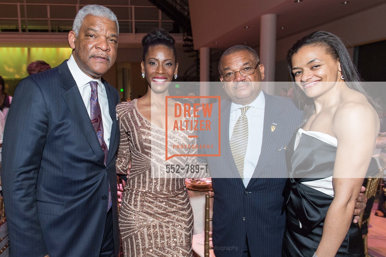 Julius Robinson, Michelle Hudson, Carl Hackney, Felice Newsone, ALONZO KING LINE'S Ballet Spring Gala 2015, US, April 11th, 2015,Drew Altizer, Drew Altizer Photography, full-service agency, private events, San Francisco photographer, photographer california
