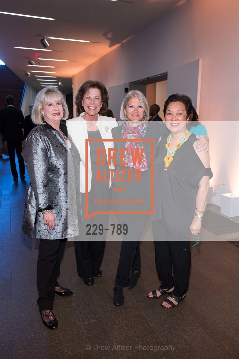 Marjorie Shank, Kaye Hiatt, Angela Wettstein, Eva Monroe, ALONZO KING LINE'S Ballet Spring Gala 2015, US, April 11th, 2015,Drew Altizer, Drew Altizer Photography, full-service agency, private events, San Francisco photographer, photographer california