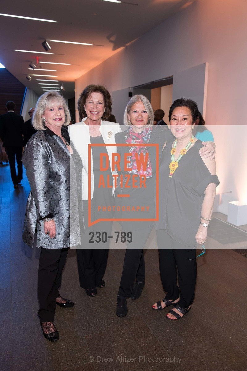 Marjorie Shank, Kaye Hiatt, Angela Wettstein, Eva Monroe, ALONZO KING LINE'S Ballet Spring Gala 2015, US, April 12th, 2015,Drew Altizer, Drew Altizer Photography, full-service agency, private events, San Francisco photographer, photographer california