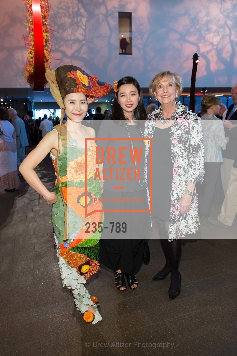 Hee Joo, Young Pak, Judith Heuser, ALONZO KING LINE'S Ballet Spring Gala 2015, US, April 12th, 2015,Drew Altizer, Drew Altizer Photography, full-service agency, private events, San Francisco photographer, photographer california
