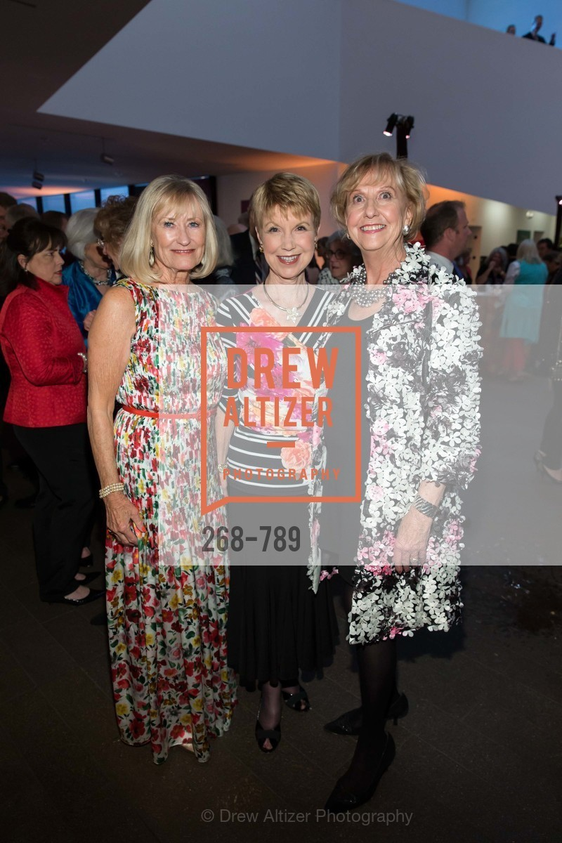 Gwen Price, Martha Woollomes, Judith Heuser, ALONZO KING LINE'S Ballet Spring Gala 2015, US, April 12th, 2015,Drew Altizer, Drew Altizer Photography, full-service agency, private events, San Francisco photographer, photographer california
