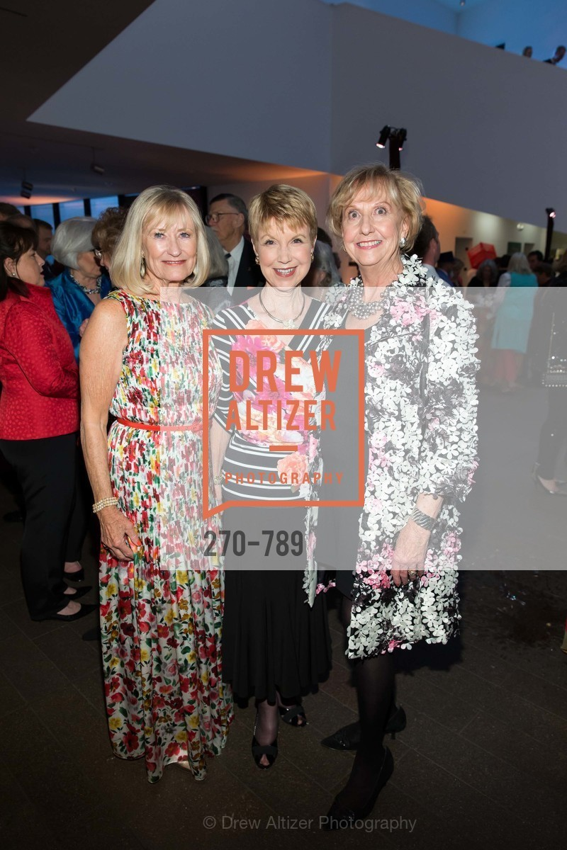 Gwen Price, Martha Woollomes, Judith Heuser, ALONZO KING LINE'S Ballet Spring Gala 2015, US, April 11th, 2015,Drew Altizer, Drew Altizer Photography, full-service agency, private events, San Francisco photographer, photographer california