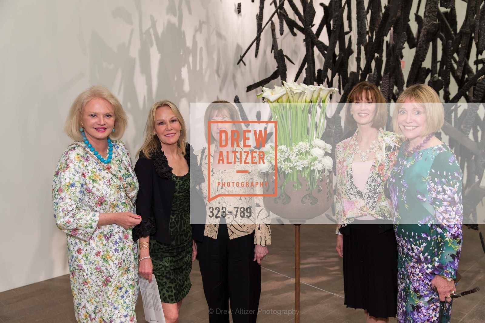 Heide Betz, Ellen Coleman, Marcia Handley, Lisa Miller, Merrill Randol, ALONZO KING LINE'S Ballet Spring Gala 2015, US, April 12th, 2015,Drew Altizer, Drew Altizer Photography, full-service agency, private events, San Francisco photographer, photographer california