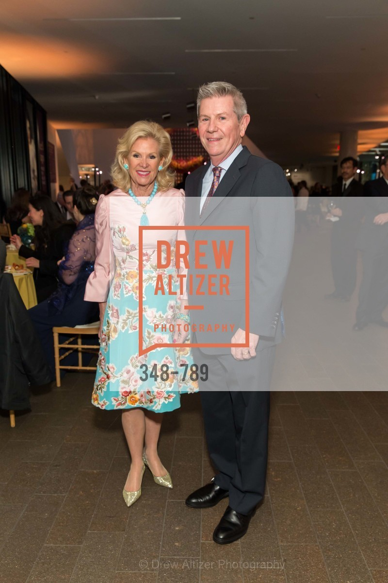 Dede Wilsey, Richard Benefield, ALONZO KING LINE'S Ballet Spring Gala 2015, US, April 11th, 2015,Drew Altizer, Drew Altizer Photography, full-service agency, private events, San Francisco photographer, photographer california