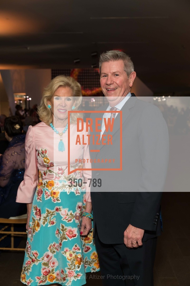 Dede Wilsey, Richard Benefield, ALONZO KING LINE'S Ballet Spring Gala 2015, US, April 12th, 2015