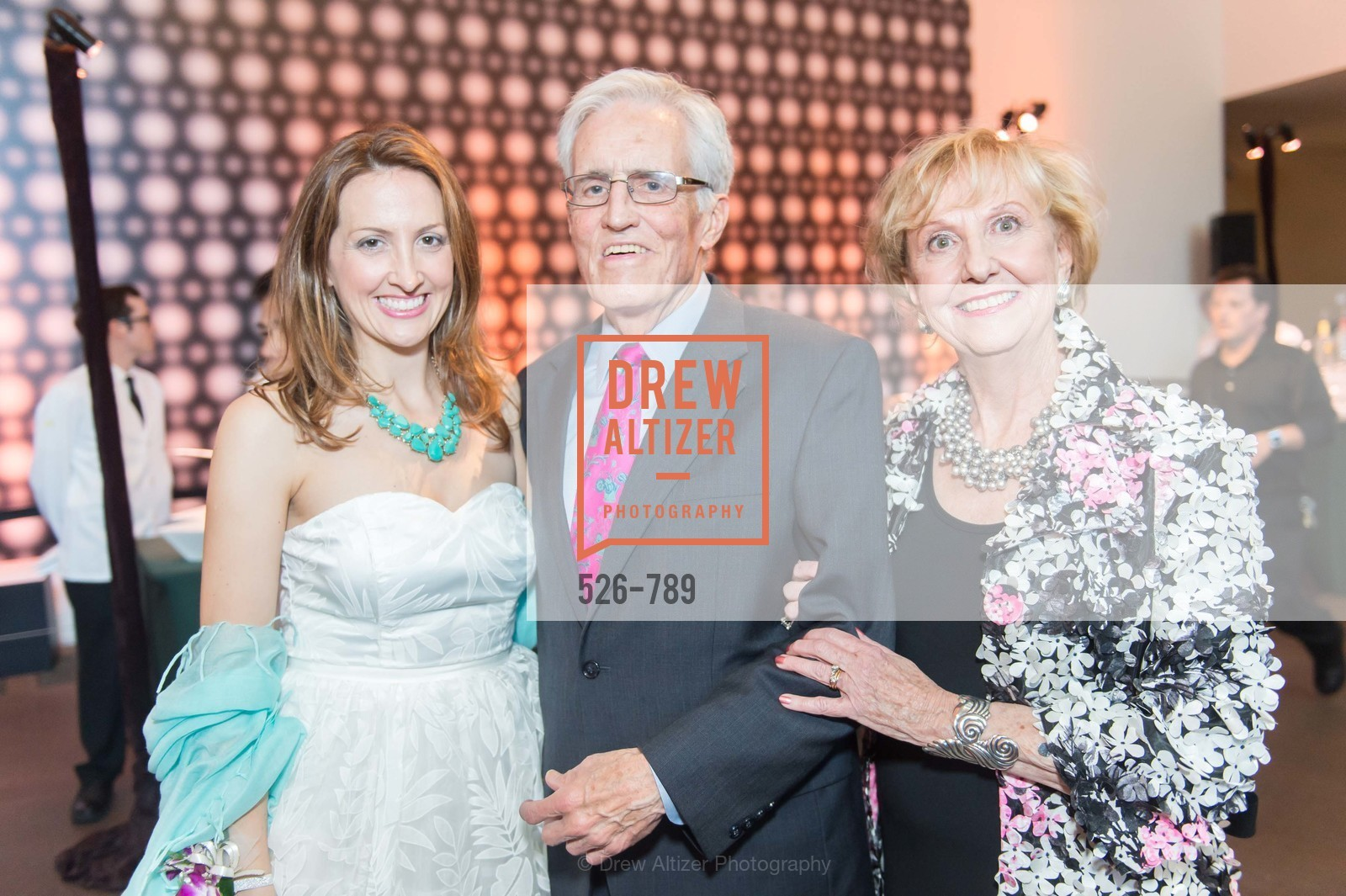 Elizabeth Heuser, Fred Heuser, Judith Heuser, ALONZO KING LINE'S Ballet Spring Gala 2015, US, April 11th, 2015,Drew Altizer, Drew Altizer Photography, full-service agency, private events, San Francisco photographer, photographer california