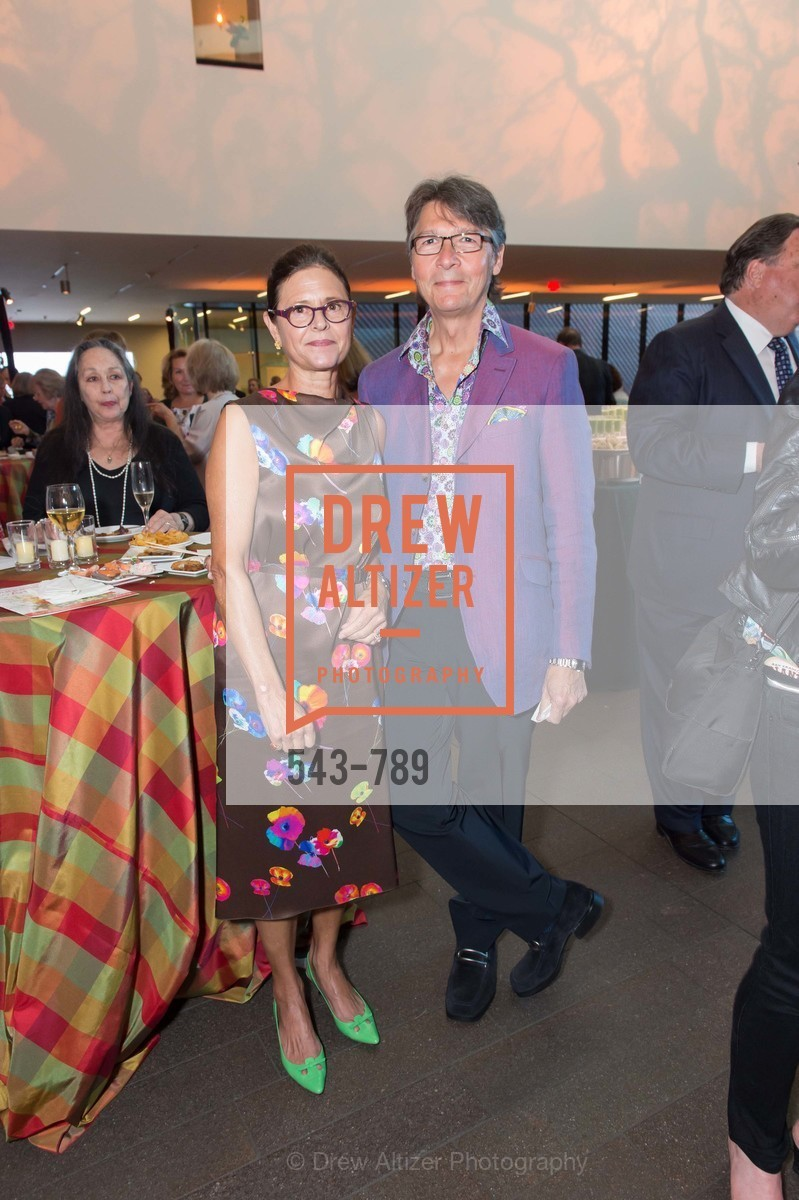 Barbara Zalesin, Ira Zalesin, ALONZO KING LINE'S Ballet Spring Gala 2015, US, April 12th, 2015,Drew Altizer, Drew Altizer Photography, full-service agency, private events, San Francisco photographer, photographer california