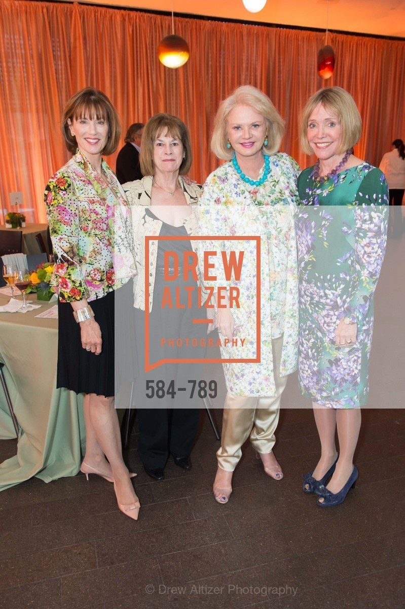 Lisa Miller, Marcia Handley, Heide Betz, Merrill Randol Sherwin, ALONZO KING LINE'S Ballet Spring Gala 2015, US, April 11th, 2015,Drew Altizer, Drew Altizer Photography, full-service agency, private events, San Francisco photographer, photographer california