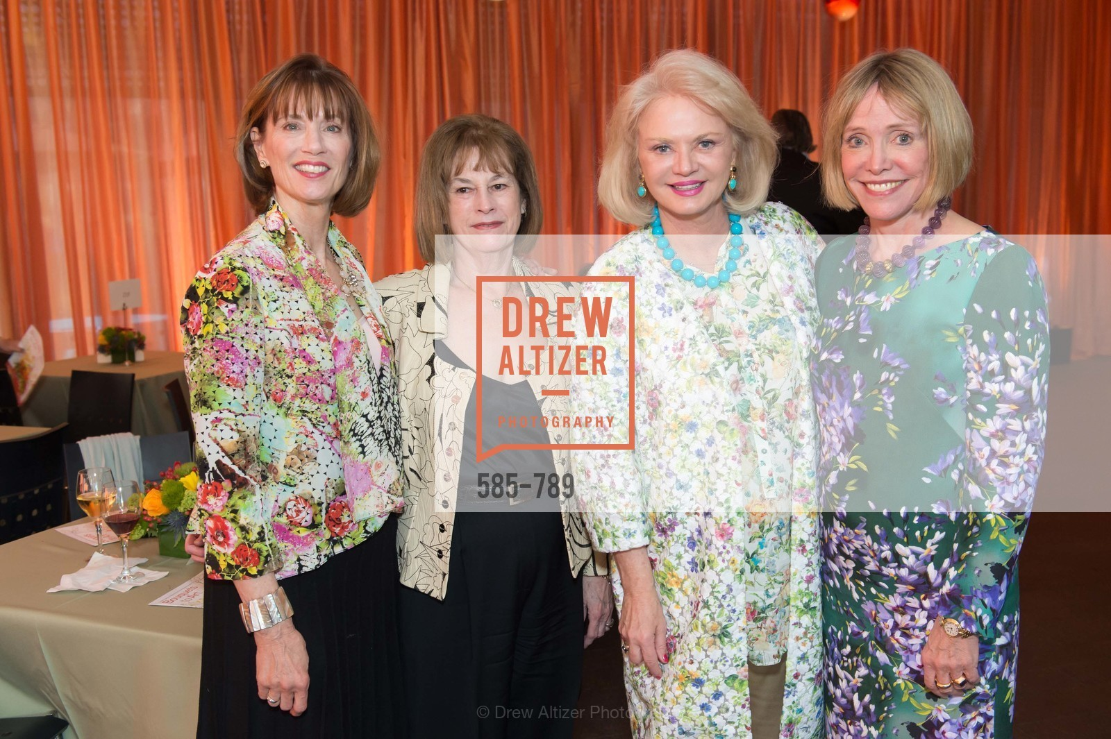 Lisa Miller, Marcia Handley, Heide Betz, Merrill Randol Sherwin, ALONZO KING LINE'S Ballet Spring Gala 2015, US, April 12th, 2015,Drew Altizer, Drew Altizer Photography, full-service agency, private events, San Francisco photographer, photographer california