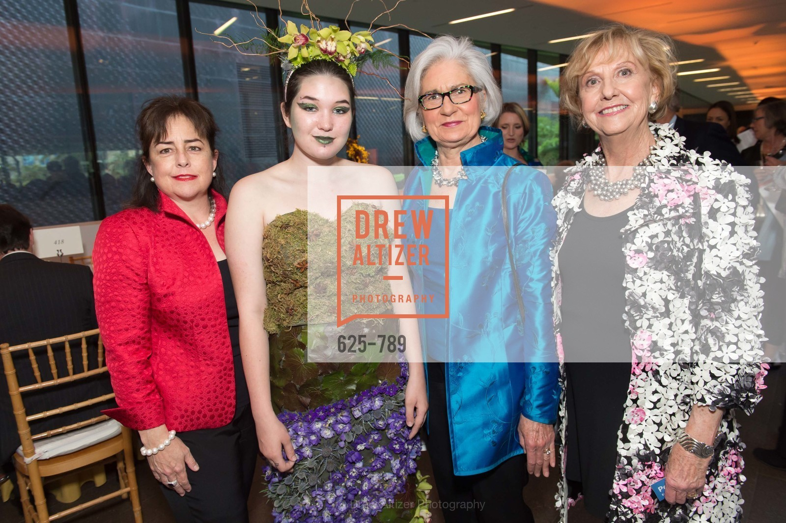 Holly Vatinel, Madeleine Addicott, Nina McLemore, Judith Heuser, ALONZO KING LINE'S Ballet Spring Gala 2015, US, April 12th, 2015,Drew Altizer, Drew Altizer Photography, full-service agency, private events, San Francisco photographer, photographer california