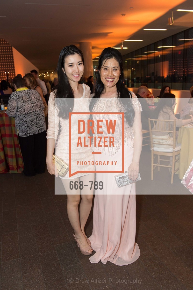 Selina Yu, Alice Yee, ALONZO KING LINE'S Ballet Spring Gala 2015, US, April 11th, 2015,Drew Altizer, Drew Altizer Photography, full-service agency, private events, San Francisco photographer, photographer california