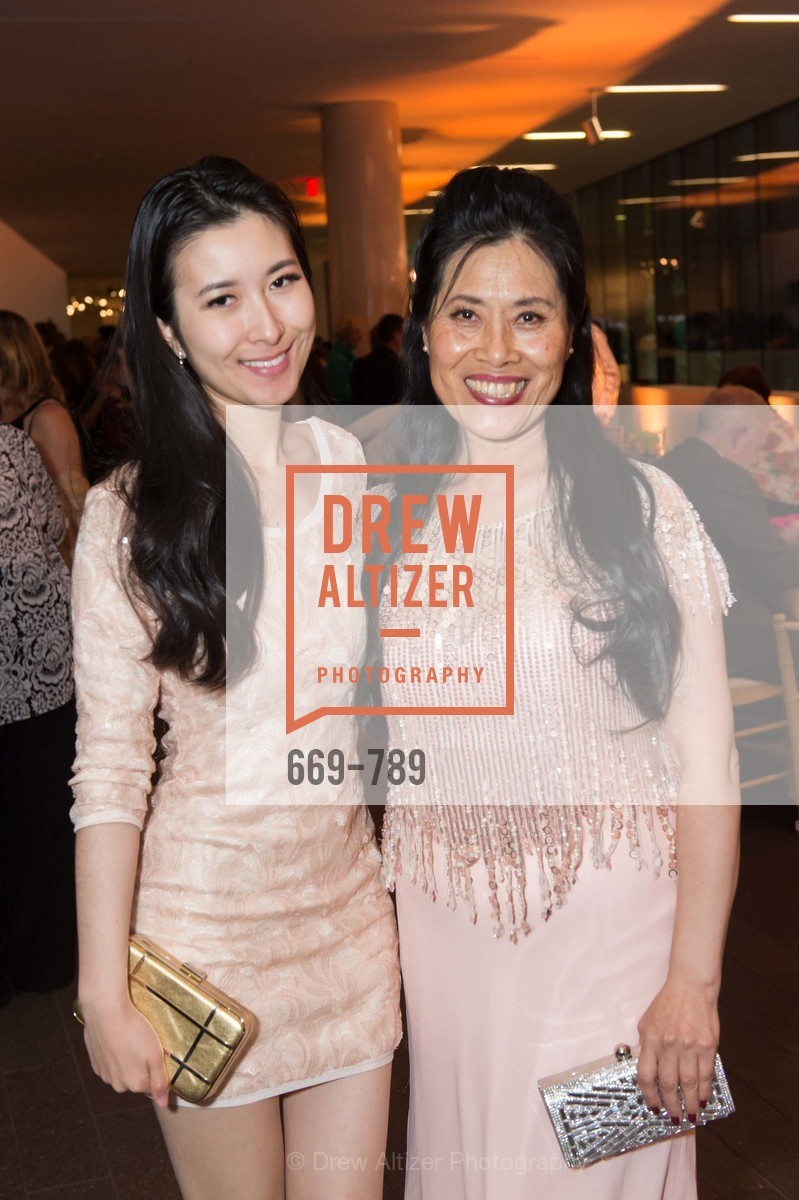 Selina Yu, Alice Yee, ALONZO KING LINE'S Ballet Spring Gala 2015, US, April 12th, 2015,Drew Altizer, Drew Altizer Photography, full-service agency, private events, San Francisco photographer, photographer california