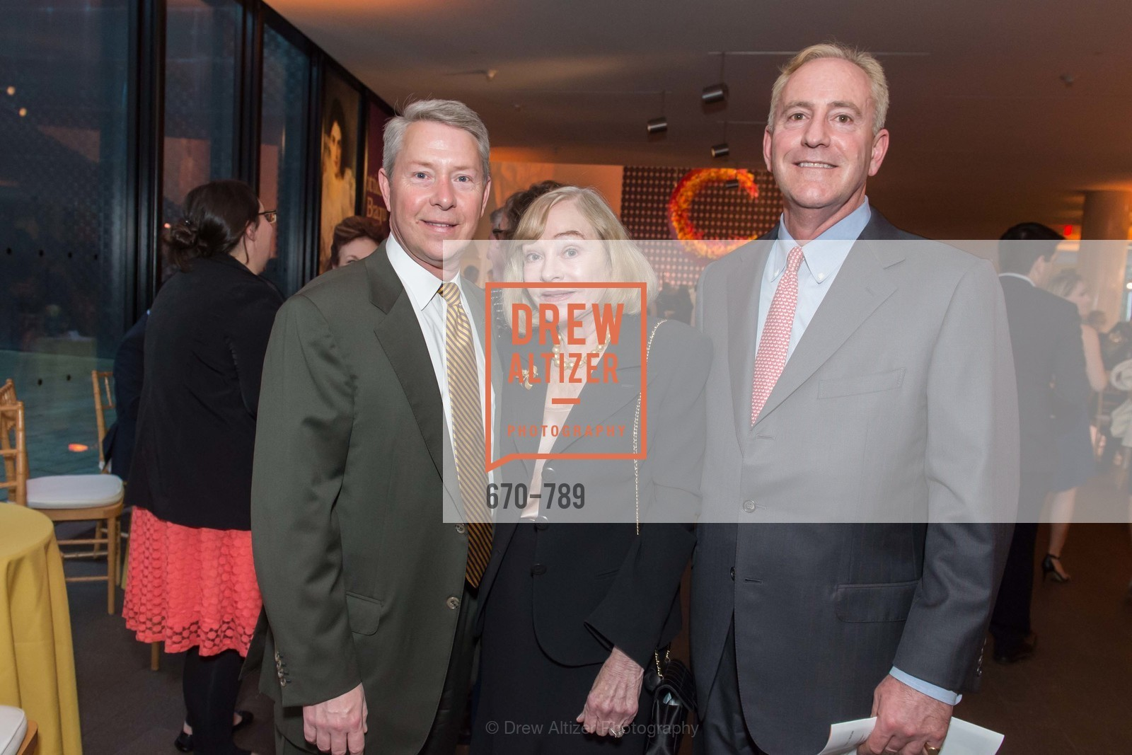 Tom Cooke, Gretchen Kimball, Brad Crawford, ALONZO KING LINE'S Ballet Spring Gala 2015, US, April 11th, 2015,Drew Altizer, Drew Altizer Photography, full-service agency, private events, San Francisco photographer, photographer california