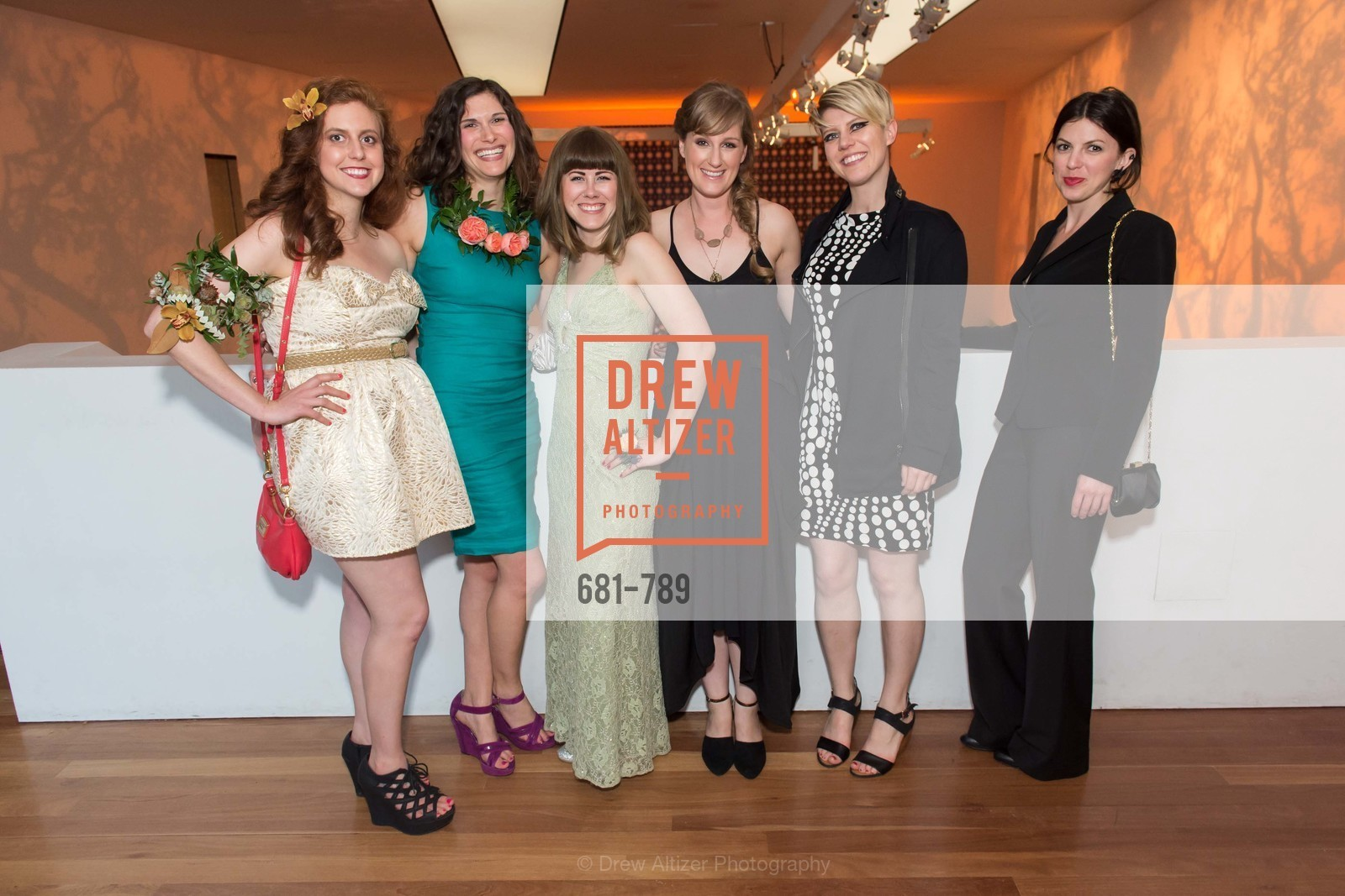 Lisa Ice, Rachel Shinfeld, Julienne Webb, Rachel Condon, Jessa Thomas, Sarah Allison, ALONZO KING LINE'S Ballet Spring Gala 2015, US, April 12th, 2015,Drew Altizer, Drew Altizer Photography, full-service agency, private events, San Francisco photographer, photographer california